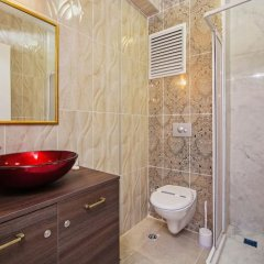 Отель Nar Comfort Pera Стамбул ванная фото 2