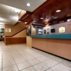 Отель Magnuson Grand Columbus North США, Колумбус - отзывы, цены и фото номеров - забронировать отель Magnuson Grand Columbus North онлайн фото 3