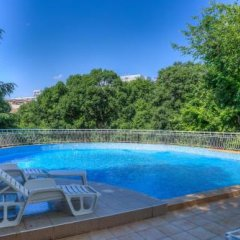 Отель Erma Болгария, Золотые пески - отзывы, цены и фото номеров - забронировать отель Erma онлайн бассейн