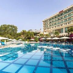 Lycus Beach Hotel бассейн