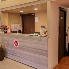 Отель Nida Rooms Saladaeng 130 Silom Walk Бангкок интерьер отеля