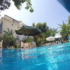 Sari Kösk Butik Hotel Чешме бассейн фото 3