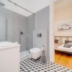 Отель Nomad's Terrace & Spacious Порту ванная фото 2