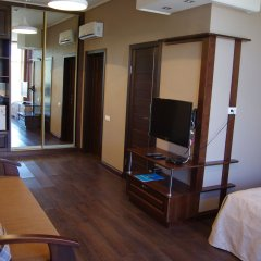 Гостиница Флора комната для гостей фото 4