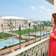 Отель RIU Palace Punta Cana All Inclusive Доминикана, Пунта Кана - 9 отзывов об отеле, цены и фото номеров - забронировать отель RIU Palace Punta Cana All Inclusive онлайн балкон