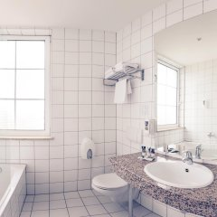 Mercure Hotel Muenchen Airport Aufkirchen ванная