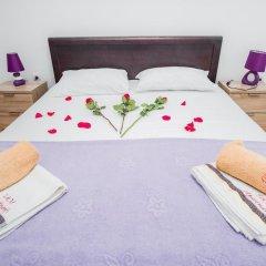 Отель EMA Lux Черногория, Будва - отзывы, цены и фото номеров - забронировать отель EMA Lux онлайн комната для гостей фото 4