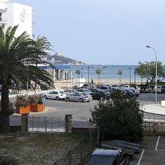 Отель Estudio 1031- Iberia 1-8 Испания, Курорт Росес - отзывы, цены и фото номеров - забронировать отель Estudio 1031- Iberia 1-8 онлайн пляж