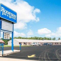 Отель Rodeway Inn & Suites Niagara Falls США, Ниагара-Фолс - отзывы, цены и фото номеров - забронировать отель Rodeway Inn & Suites Niagara Falls онлайн парковка