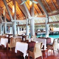 Отель Le Meridien Bora Bora питание