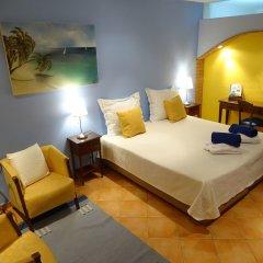 Отель Luzmar Villas комната для гостей фото 4