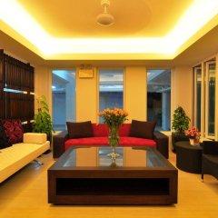 Отель Rattana Residence Sakdidet интерьер отеля фото 2
