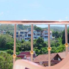 Отель Patong Eyes балкон