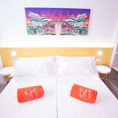 Апартаменты BH Mallorca Apartments - Adults Only комната для гостей