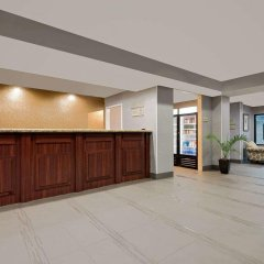 Отель Hawthorn Suites by Wyndham Columbus West США, Колумбус - отзывы, цены и фото номеров - забронировать отель Hawthorn Suites by Wyndham Columbus West онлайн интерьер отеля фото 2