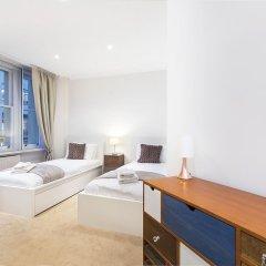 Отель Club Living - Baker Street Apartments Великобритания, Лондон - отзывы, цены и фото номеров - забронировать отель Club Living - Baker Street Apartments онлайн комната для гостей фото 4