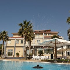 Tyrrenian Park Hotel Амантея бассейн