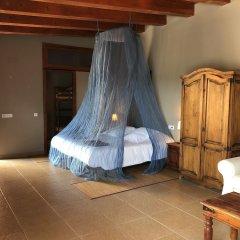 Отель B&B El Ranxo комната для гостей