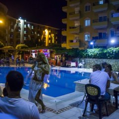 Отель Kleopatra Royal Palm Аланья помещение для мероприятий фото 2