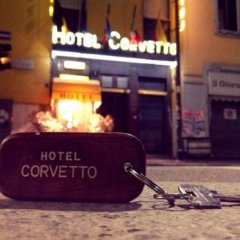 Hotel Corvetto городской автобус