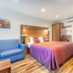 Отель Holyrood Aparthotel комната для гостей фото 5