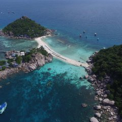 Отель The Ozo Koh Tao пляж