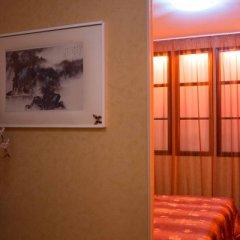 Сакура Отель 4* Стандартный номер с двуспальной кроватью фото 14