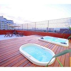 Отель Gran Continental Hotel Бразилия, Таубате - отзывы, цены и фото номеров - забронировать отель Gran Continental Hotel онлайн бассейн фото 3