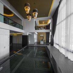 Отель Hamilton Grand Residence сауна