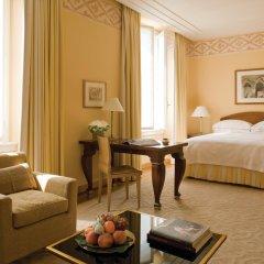 Four Seasons Hotel Milano 5* Улучшенный номер с различными типами кроватей фото 4