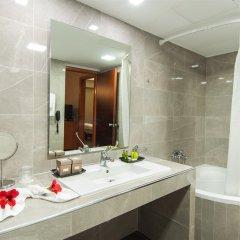Отель Palatino Hotel Греция, Закинф - отзывы, цены и фото номеров - забронировать отель Palatino Hotel онлайн ванная фото 2