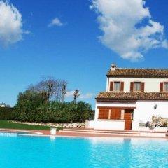 Отель Federico II Италия, Джези - отзывы, цены и фото номеров - забронировать отель Federico II онлайн бассейн фото 3