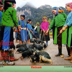 Хостел BC Family Homestay - Hanoi's Heart Ханой спа