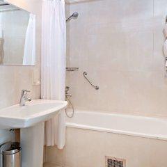 Отель Sure Hotel by Best Western Center Швеция, Гётеборг - отзывы, цены и фото номеров - забронировать отель Sure Hotel by Best Western Center онлайн ванная фото 2