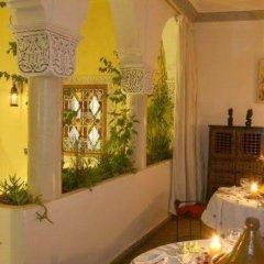 Отель Riad Villa Harmonie Марокко, Марракеш - отзывы, цены и фото номеров - забронировать отель Riad Villa Harmonie онлайн питание фото 3