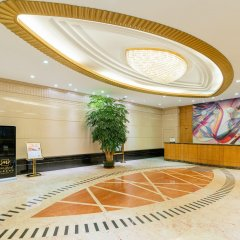 Отель Metropark Hotel Shenzhen Китай, Шэньчжэнь - отзывы, цены и фото номеров - забронировать отель Metropark Hotel Shenzhen онлайн интерьер отеля фото 3