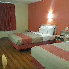 Отель Motel 6 Niagara Falls - New York США, Ниагара-Фолс - отзывы, цены и фото номеров - забронировать отель Motel 6 Niagara Falls - New York онлайн комната для гостей фото 5
