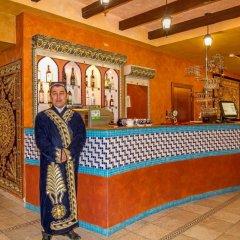 Гостиница Оазис интерьер отеля фото 2