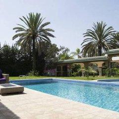 Отель Villa Des Ambassadors Марокко, Рабат - отзывы, цены и фото номеров - забронировать отель Villa Des Ambassadors онлайн бассейн