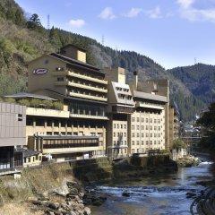 Tsuetate Kanko Hotel Hizenya Минамиогуни приотельная территория
