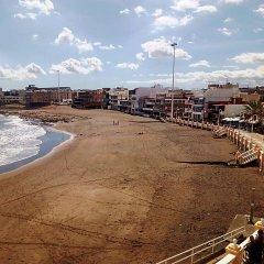 Отель Apartamento Taliarte пляж