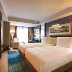 Radisson Blu Hotel Istanbul Pera Турция, Стамбул - 2 отзыва об отеле, цены и фото номеров - забронировать отель Radisson Blu Hotel Istanbul Pera онлайн комната для гостей фото 4