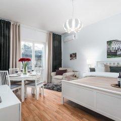 Отель Little Home - New Deco Польша, Варшава - отзывы, цены и фото номеров - забронировать отель Little Home - New Deco онлайн комната для гостей фото 4