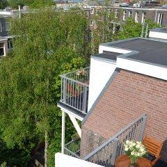 Alp Hotel Amsterdam Амстердам балкон