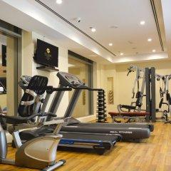 Landmark Premier Hotel фитнесс-зал