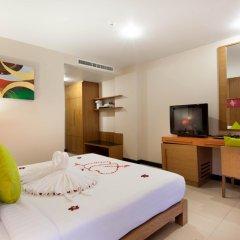 Andakira Hotel 4* Улучшенный номер с разными типами кроватей