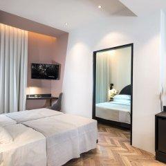 Отель Athens One Smart Hotel Греция, Афины - отзывы, цены и фото номеров - забронировать отель Athens One Smart Hotel онлайн комната для гостей фото 4