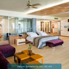 Отель The Kumul Deluxe Resort & Spa Сиде интерьер отеля фото 3