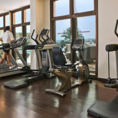 Отель Holiday Inn Cairo Maadi фитнесс-зал фото 3