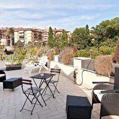 Апартаменты Aurelia Vatican Apartments бассейн